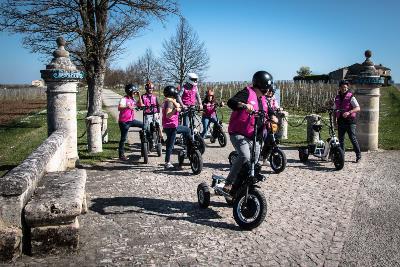 balade-bikeboard-arret-entree-avant-depart-groupe